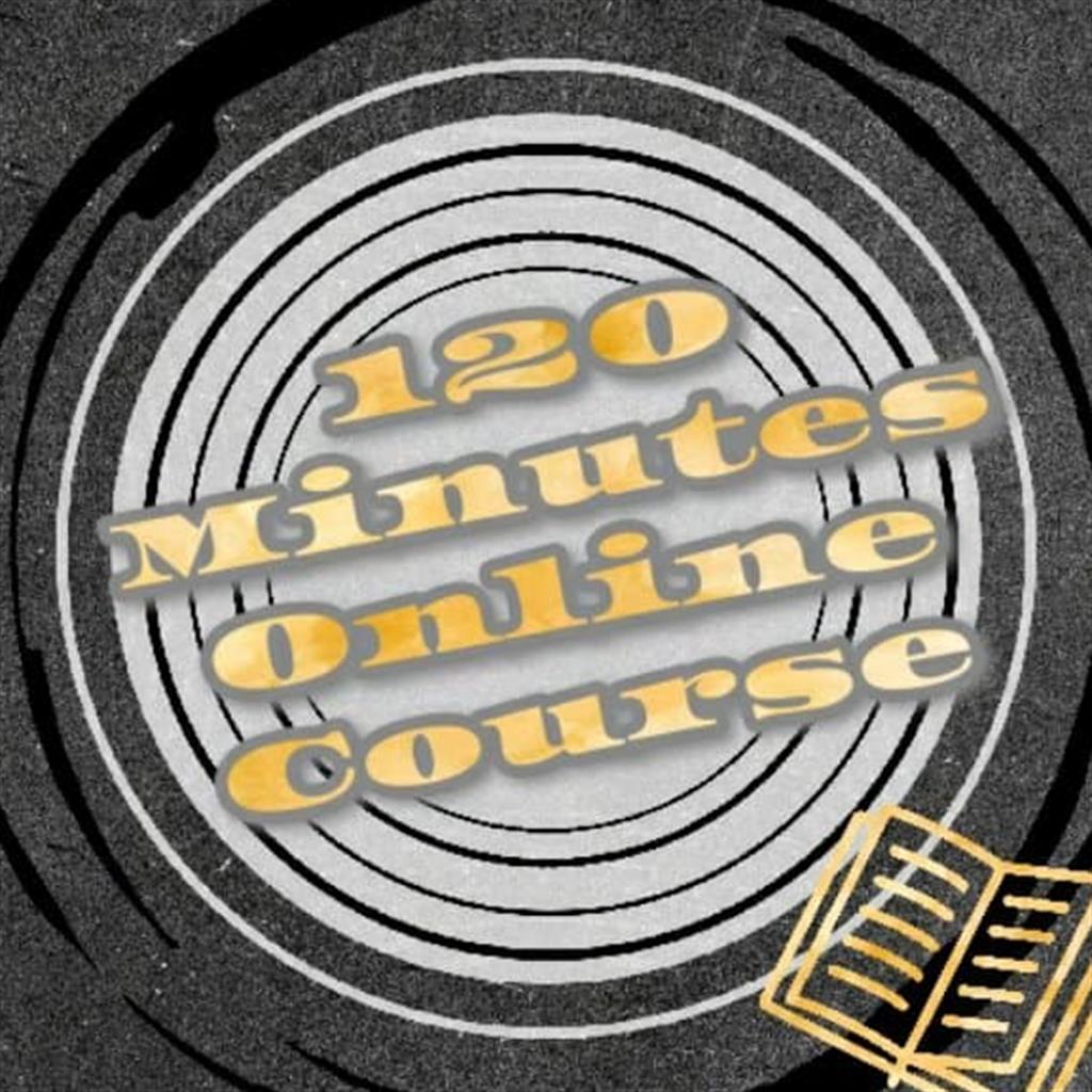 120 minutes Online Course