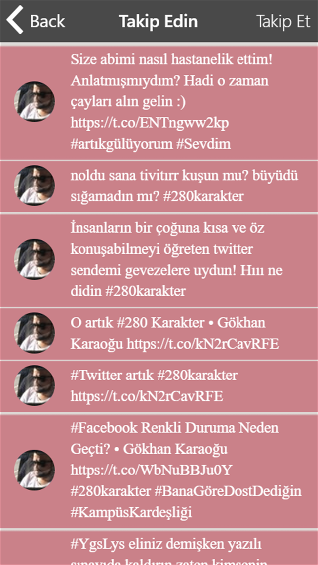 Gökhan Karaoğlu Blog