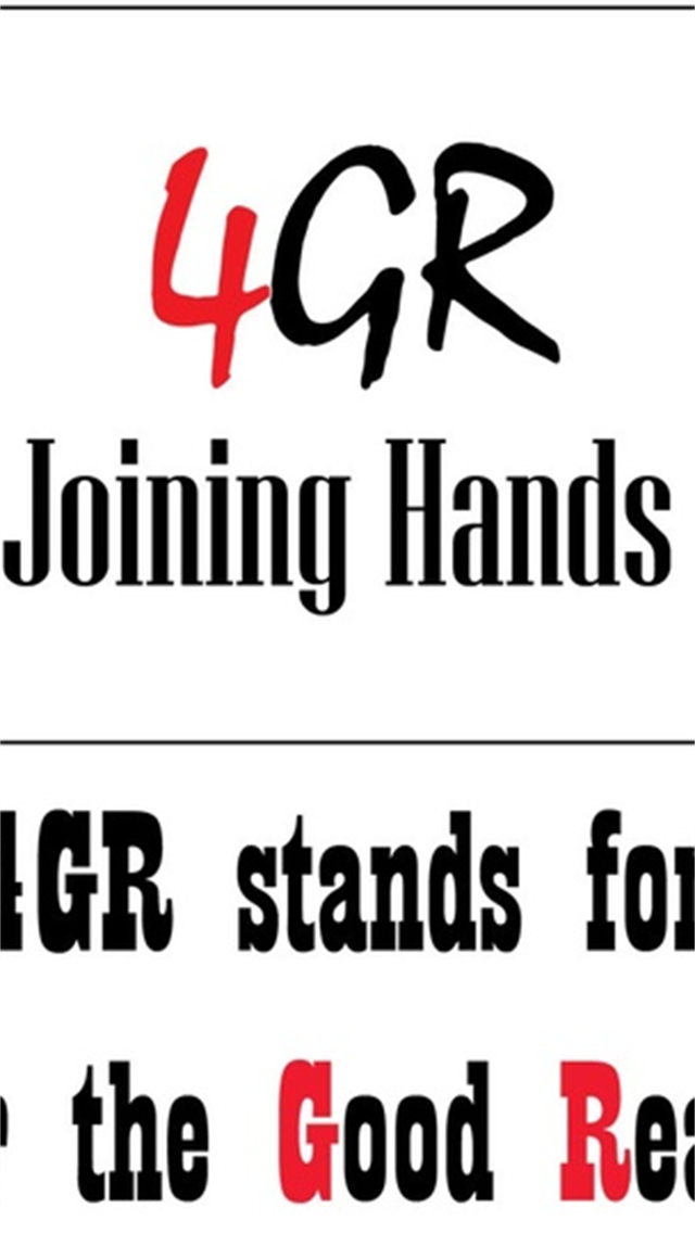 4GR JOINING HANDS