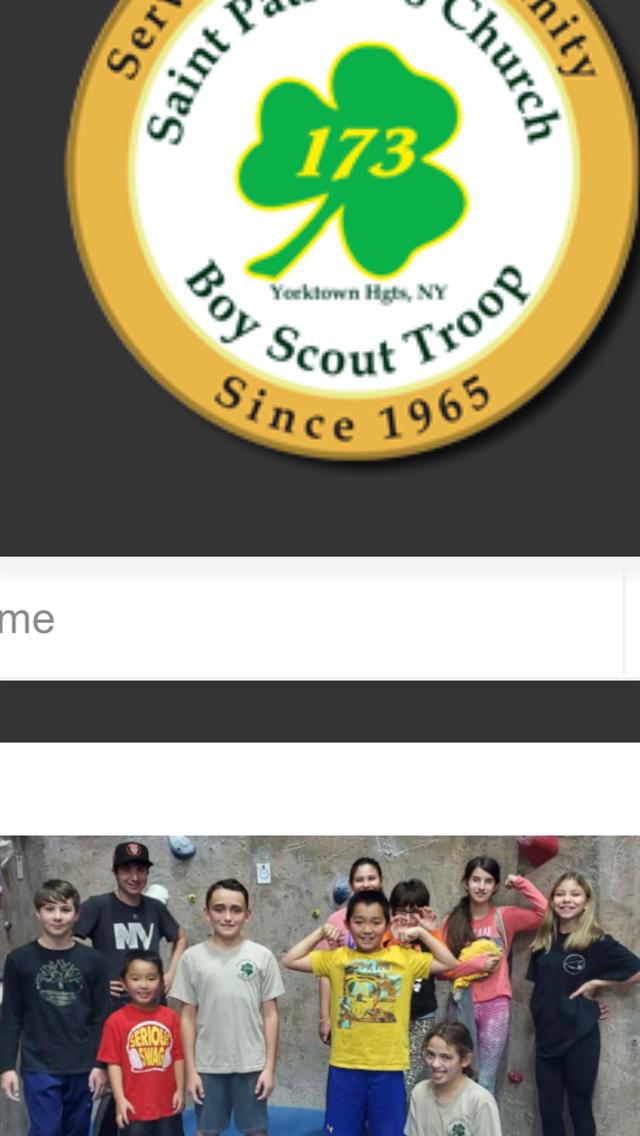 Scouts BSA Troop 173