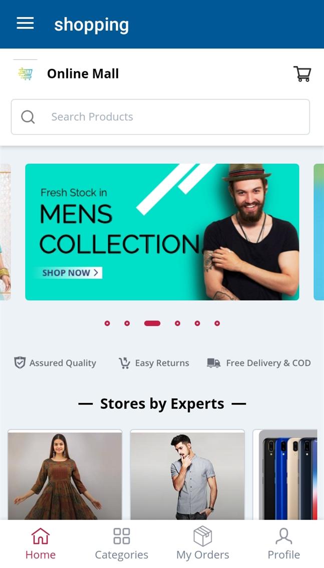 Online Mall