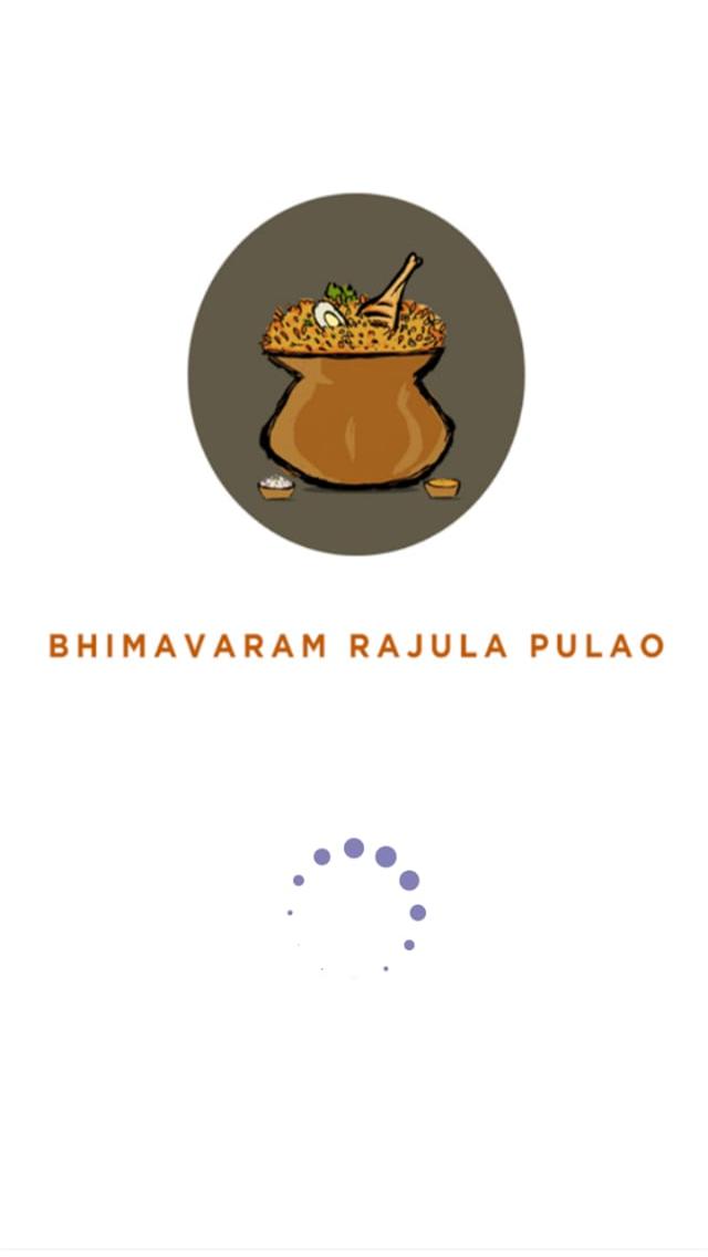 Bhimavaram Rajula Pulao