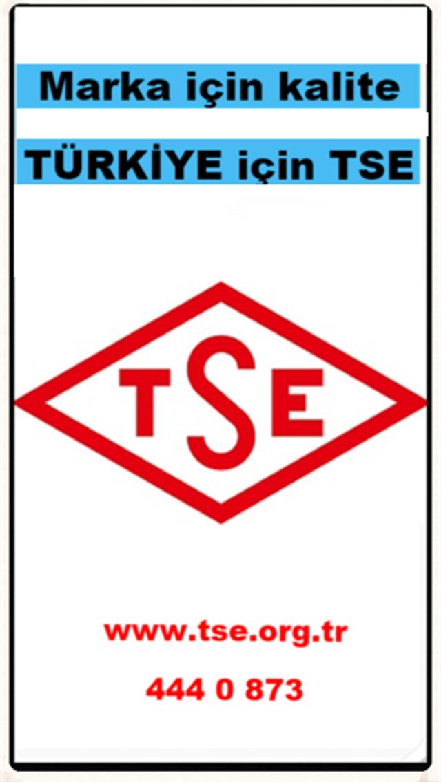 TSE Türk Standardları Enst.