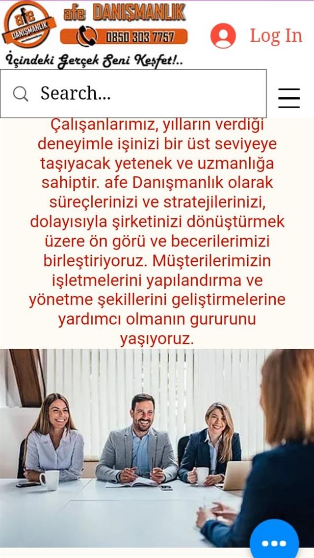 afe DANIŞMANLIK