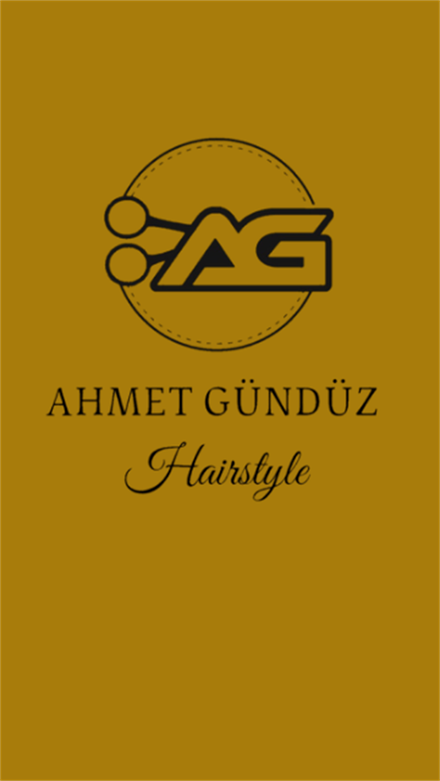 Ahmet Gündüz Hairstyle