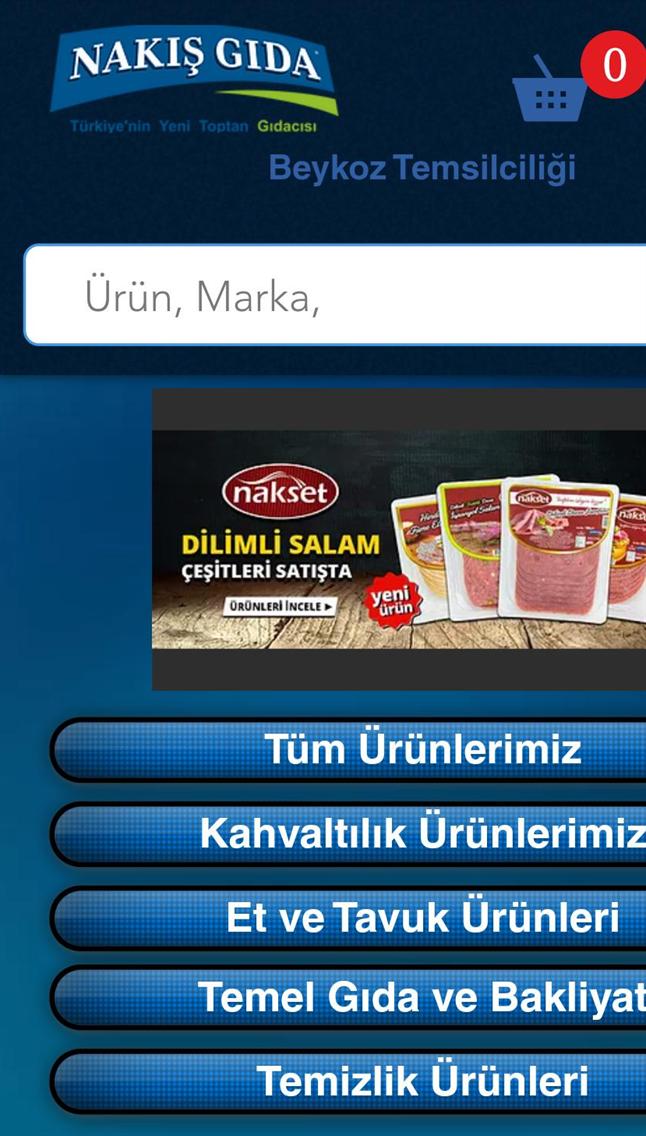 Nakis Gida Beykoz