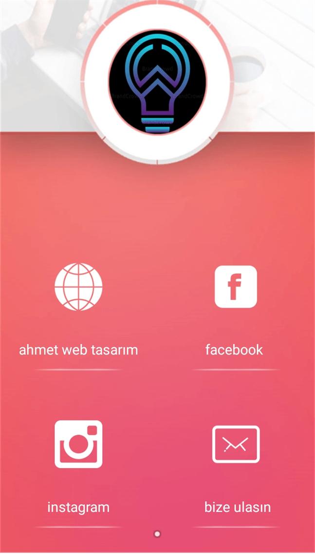 Ahmet Web Tasarım