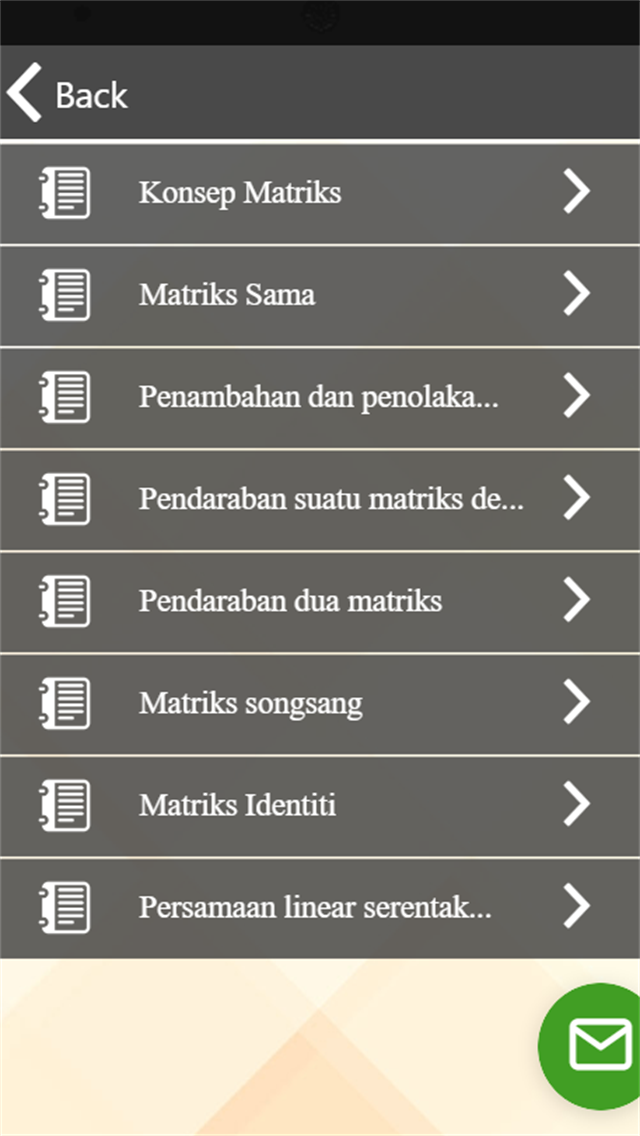Matriks T5