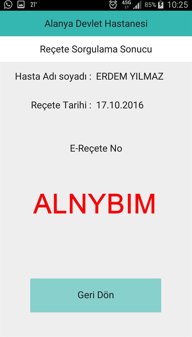 Alanya EAH