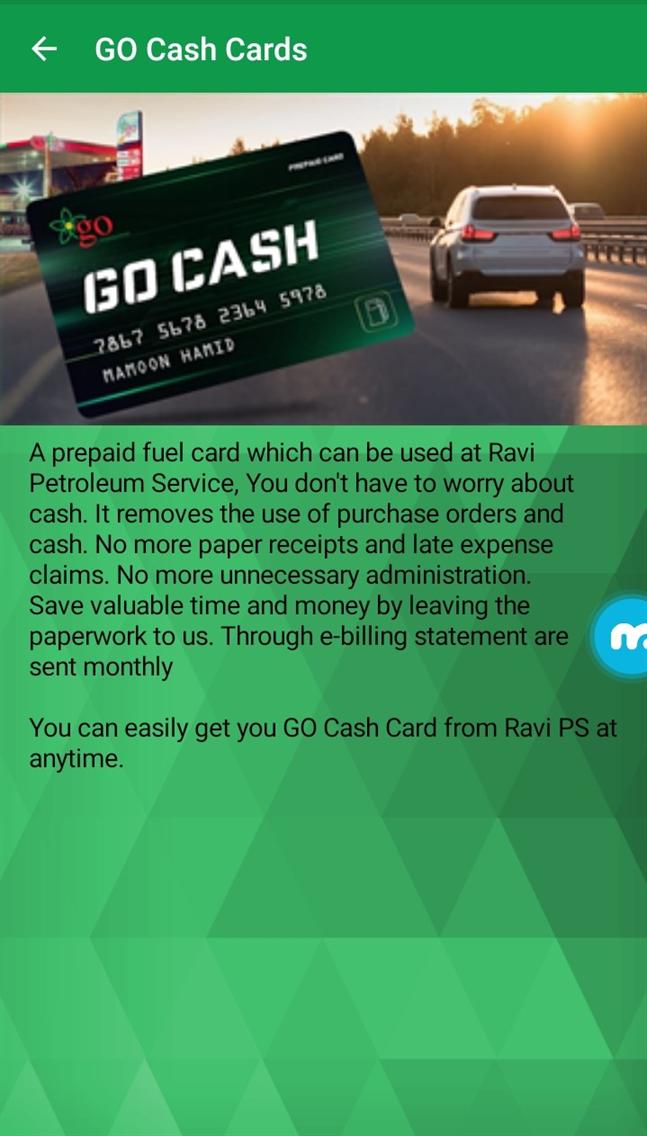 Ravi Petroleum Service