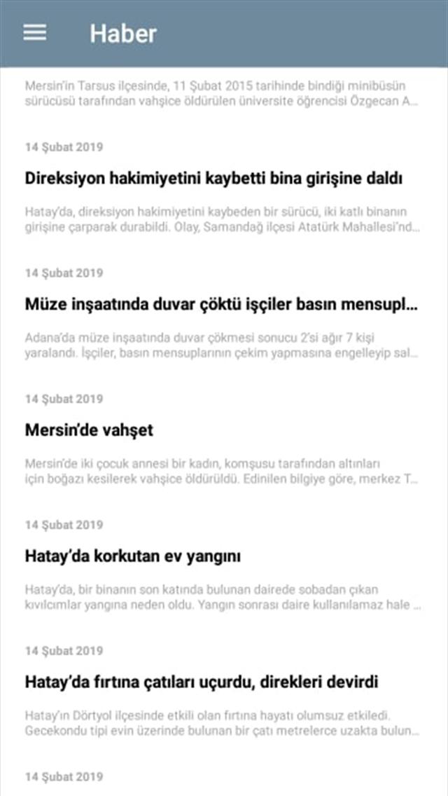 Hatay Nokta Haber