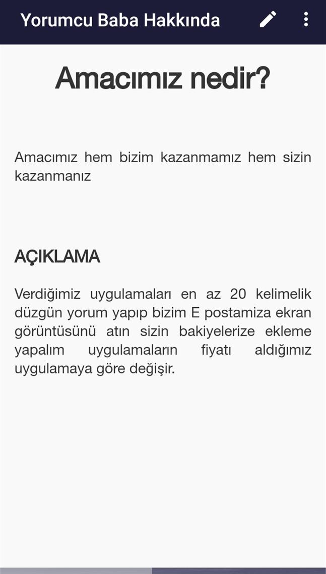 Yorumcu Baba