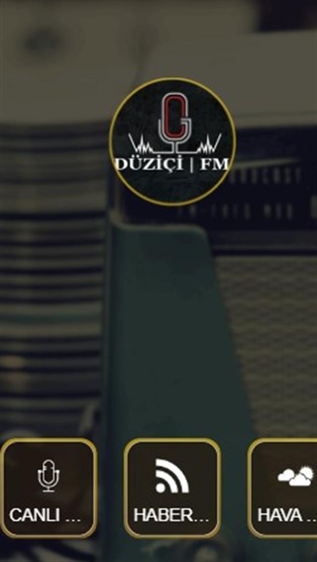 DÜZİÇİ FM