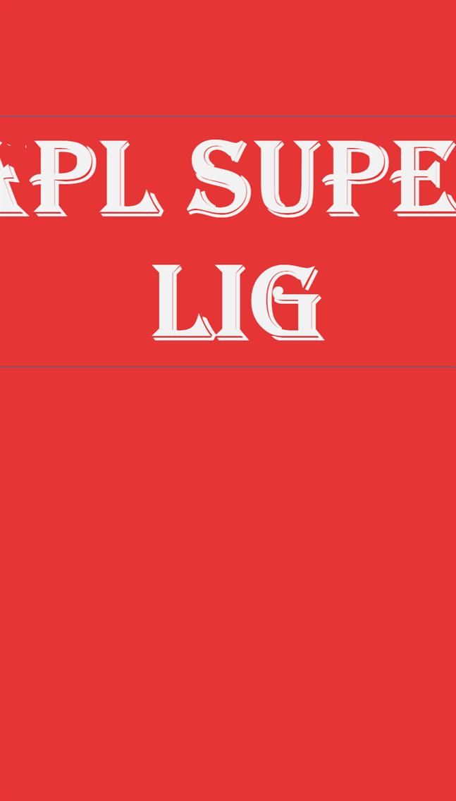 APL SUPERLİG