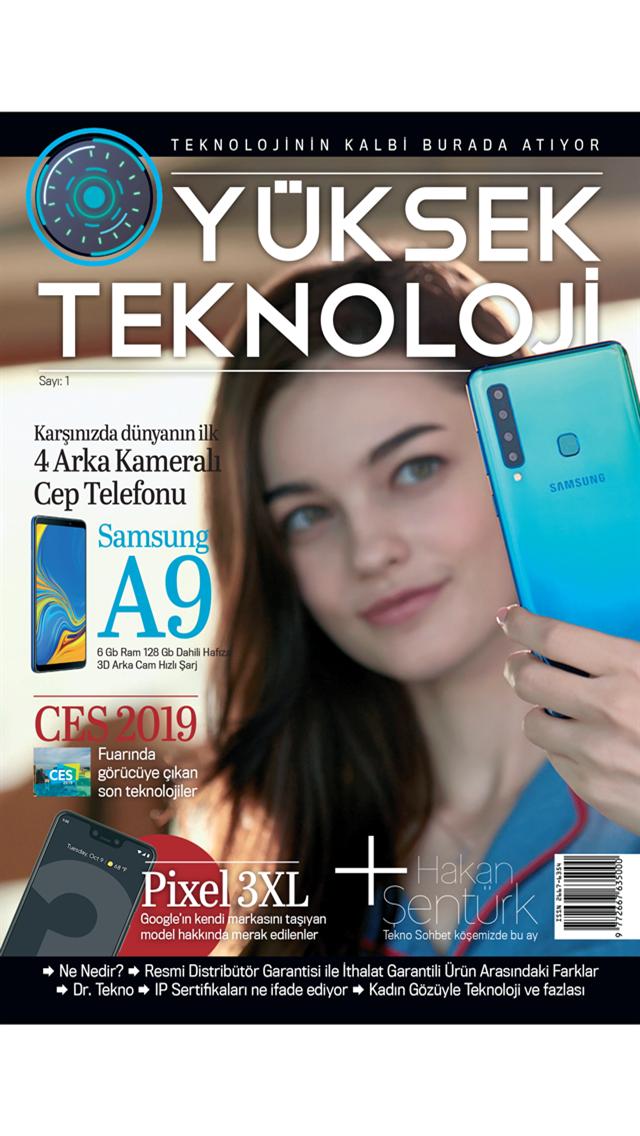 Yüksek Teknoloji Dergisi