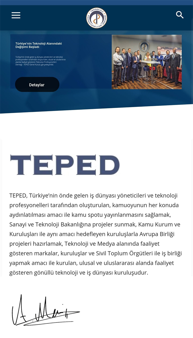 TEPED