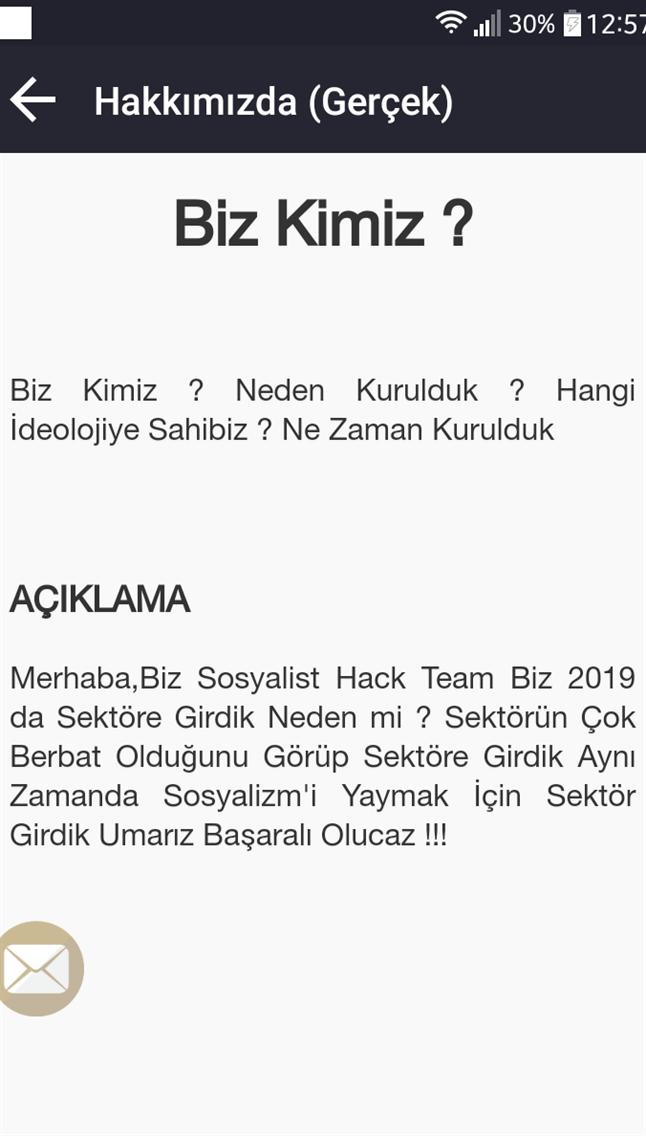 Sosyalist Hack Team