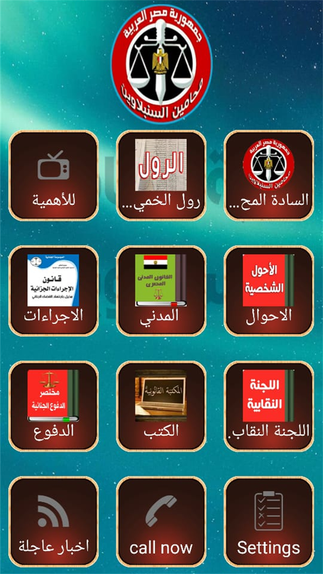 محامين مصر