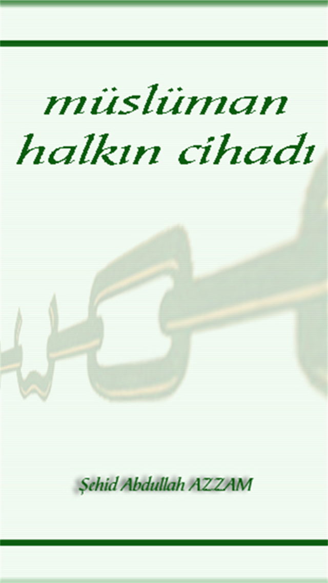 Dr. Şeyh Abdullah Azzam