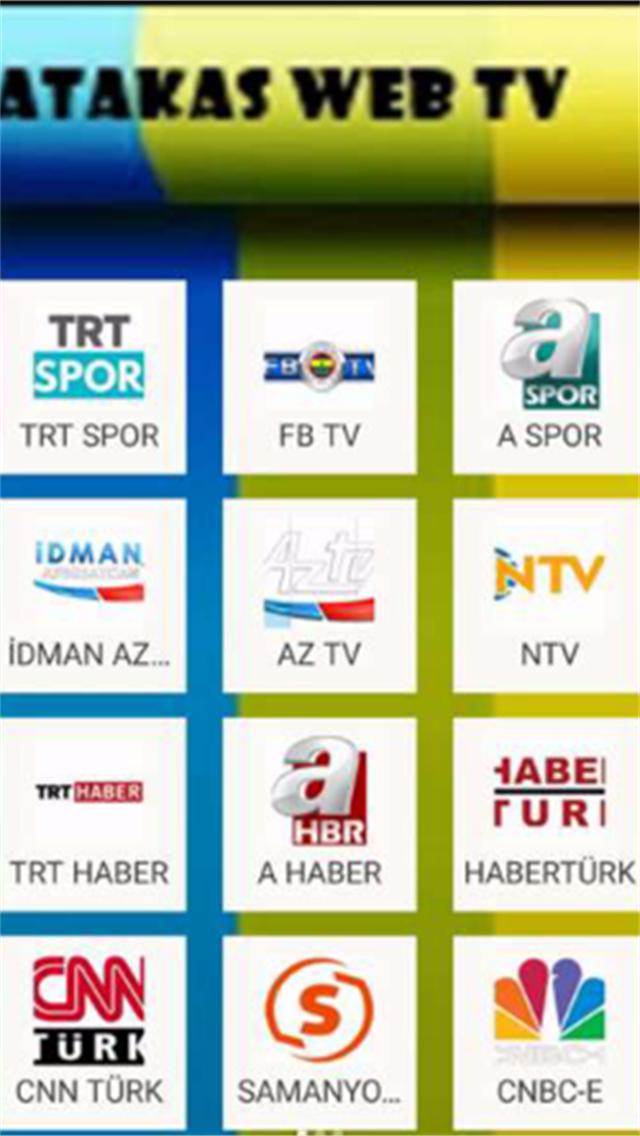 Atakas Web Tv