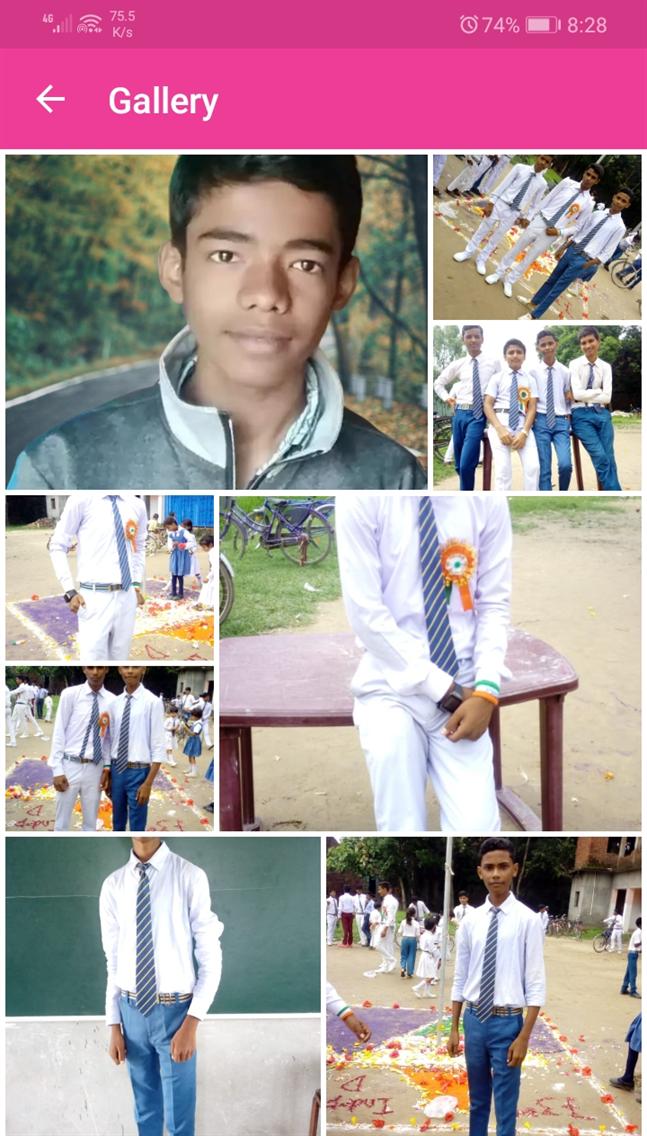Shiv Modern Academy