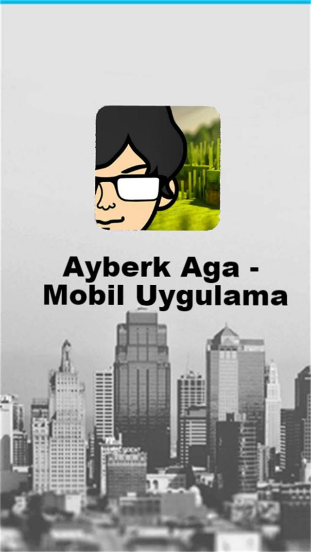 Ayberk Aga - Mobil Uygulama