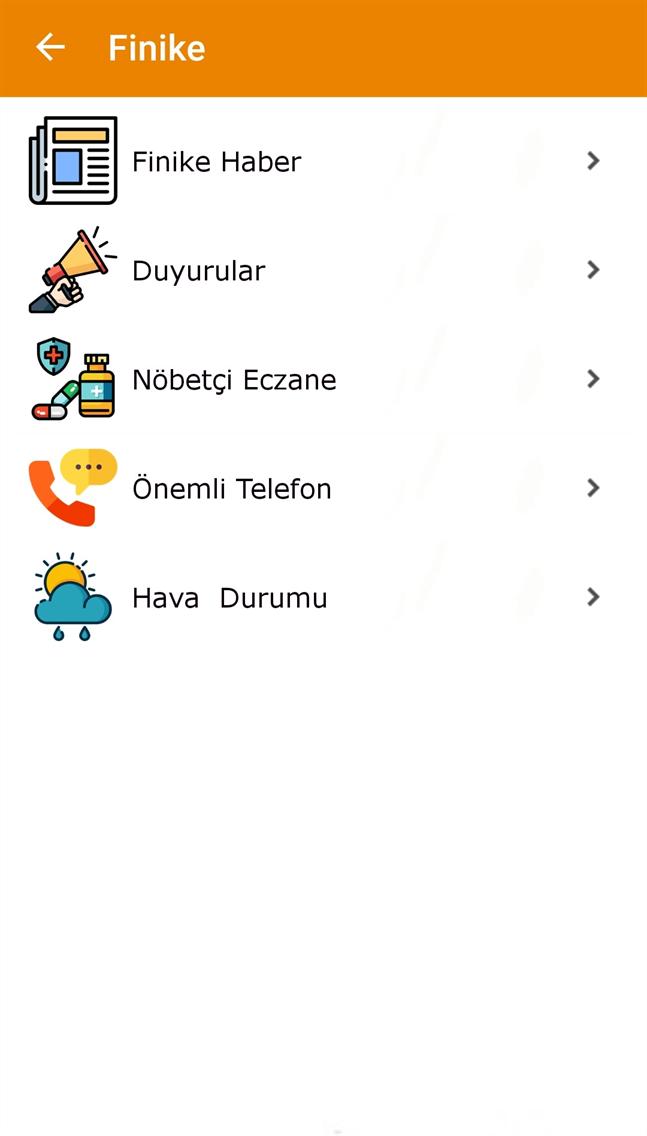 Finike Mobil