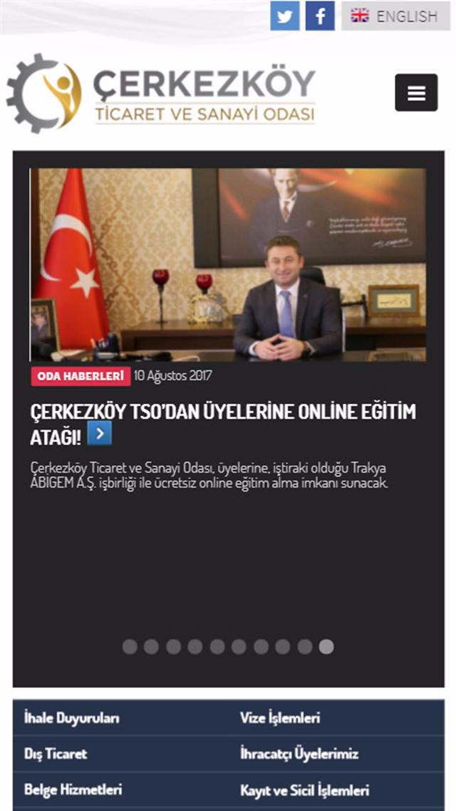 Çerkezköy TSO