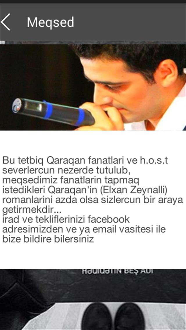 Qaraqan (Elxan Zeynalli)
