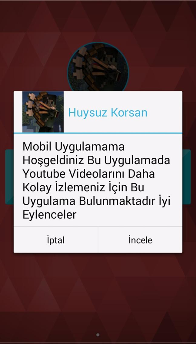 Huysuz Korsan