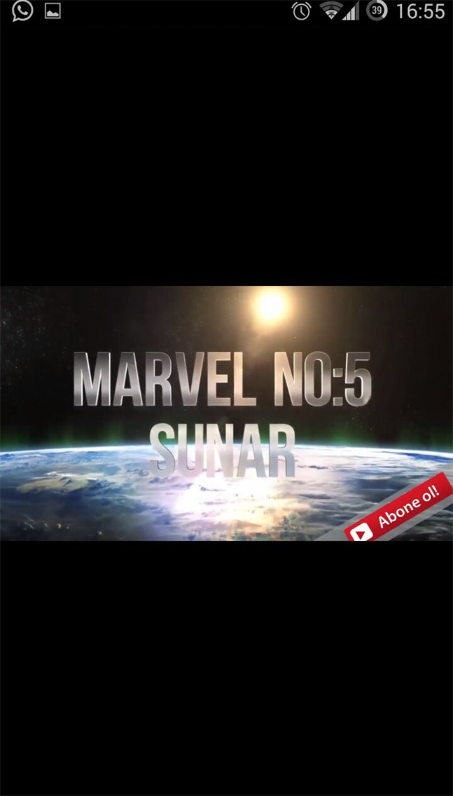 Marvel No:5