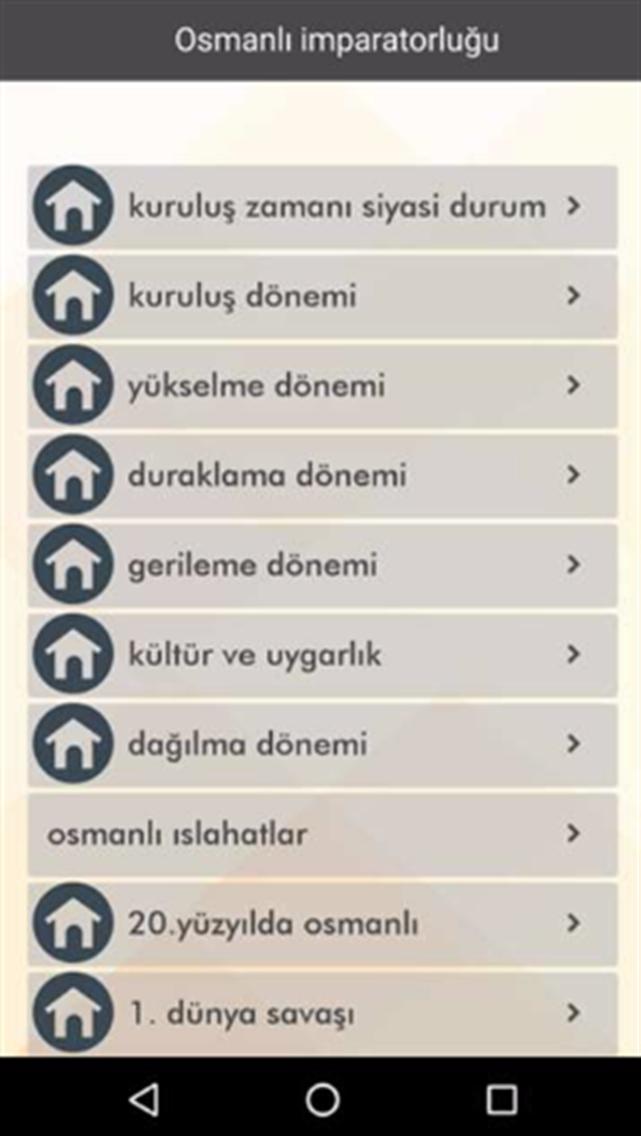 KPSS TARİH