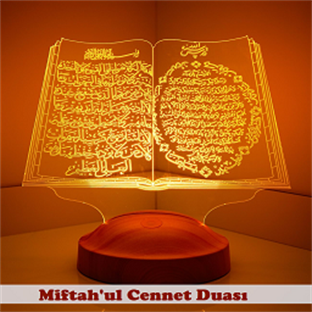 Miftah'ul Cennet Duası