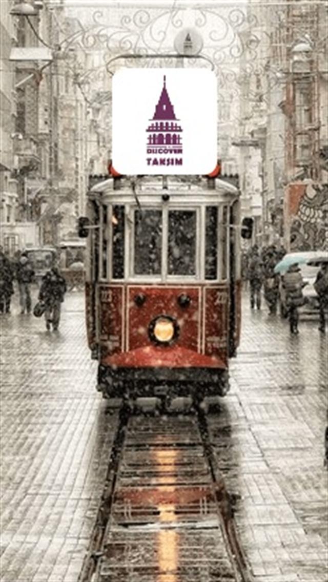 Discover Taksim