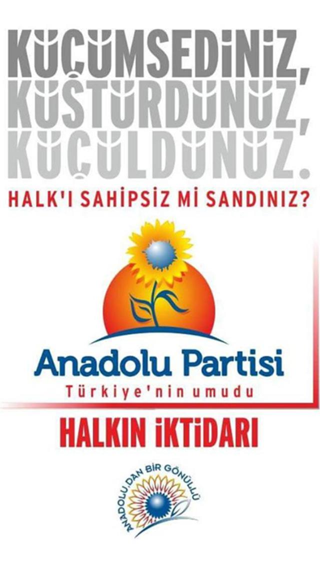 ANADOLU PARTİSİ
