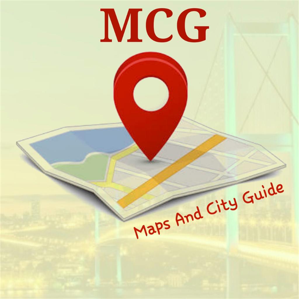 Maps City Guide - Kent Rehberi