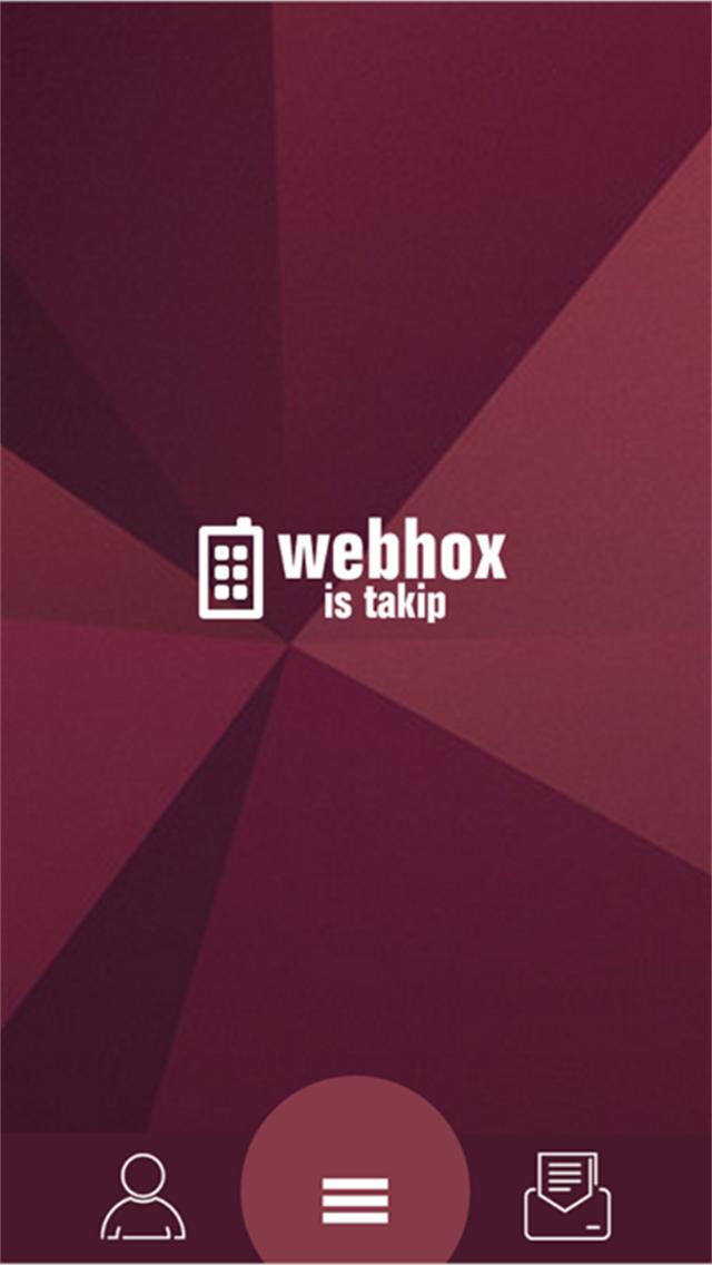 Webhox İş Takip