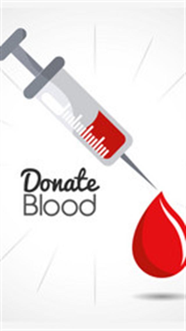 BLOOD DONOR RECEIVER 365 DAYS