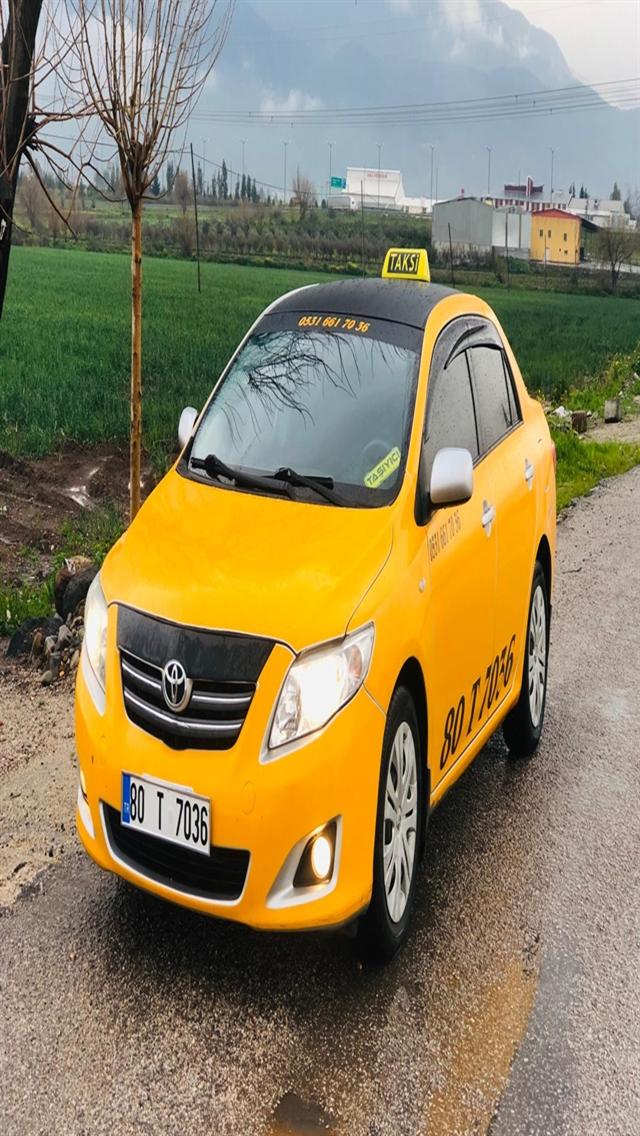 Kadirli Taksi