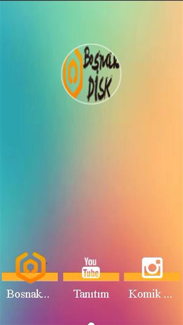 Bosnak Disk