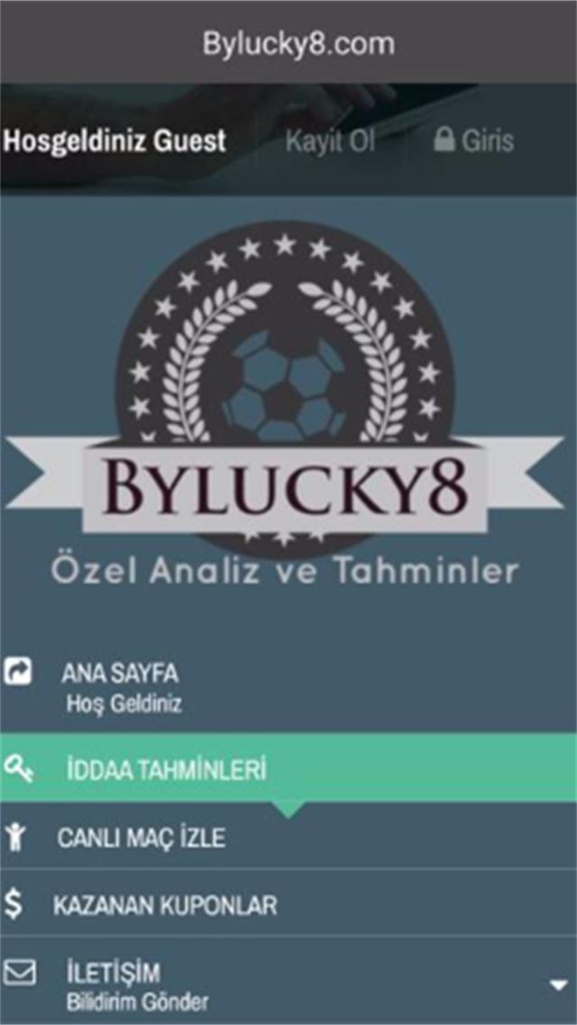 BYLUCKY8