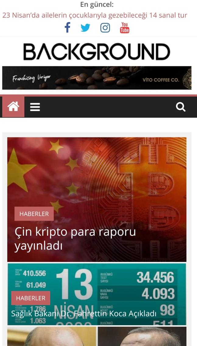 Background Türkiye