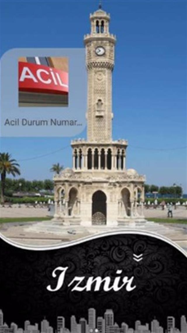 İzmir Hızlı Bilgi