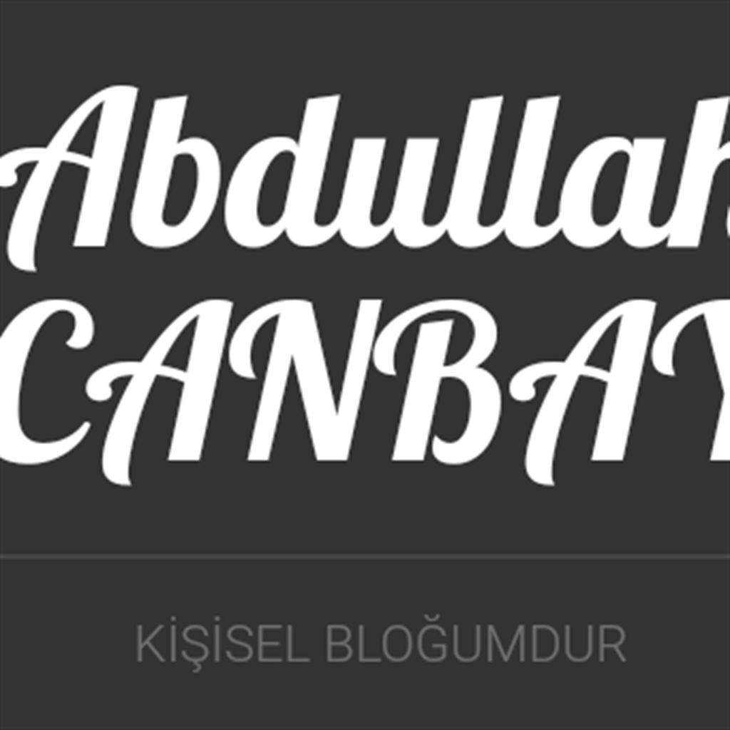Abdullah CANBAY