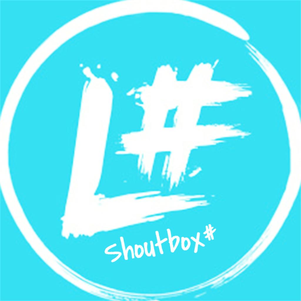 L# Shoutbox