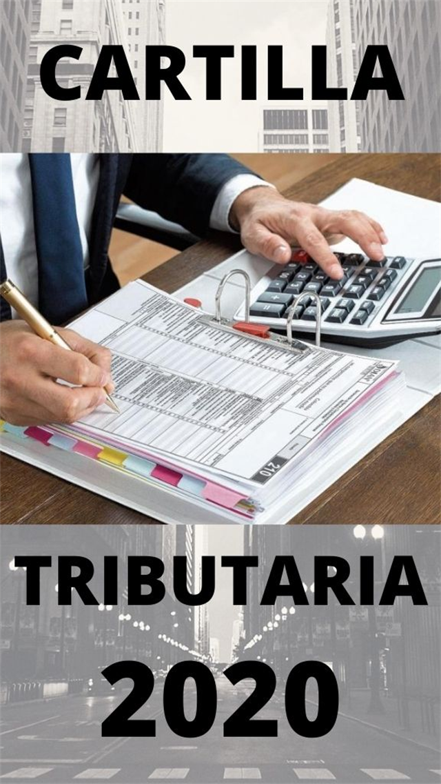 CARTILLA TRIBUTARIA