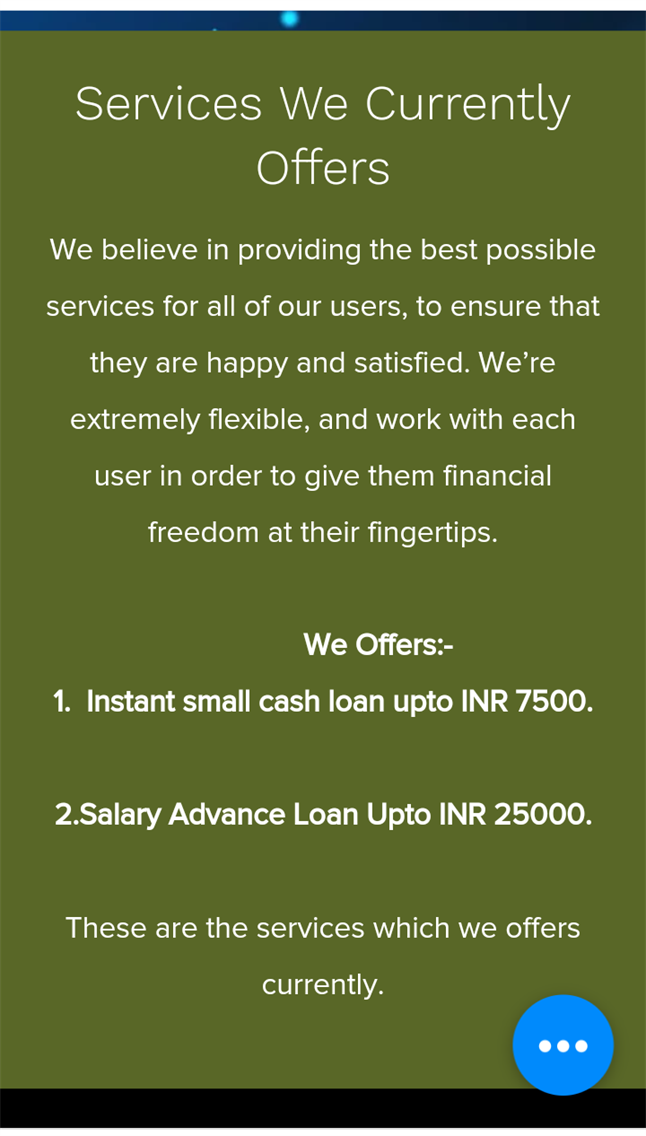 CashAnyTime Finance