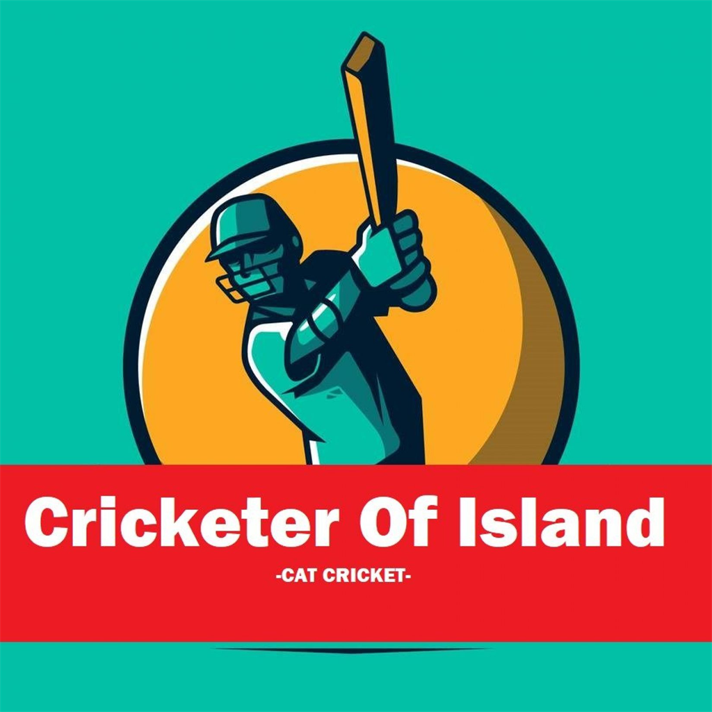 Cricketer Of Island