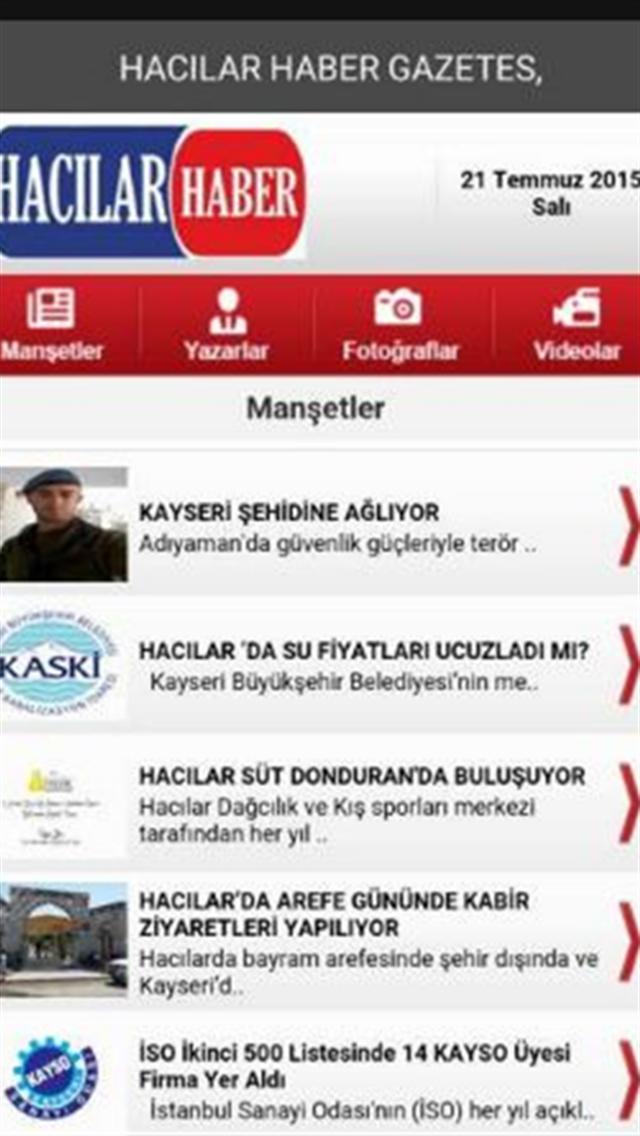 Hacılar Haber Gazetesi