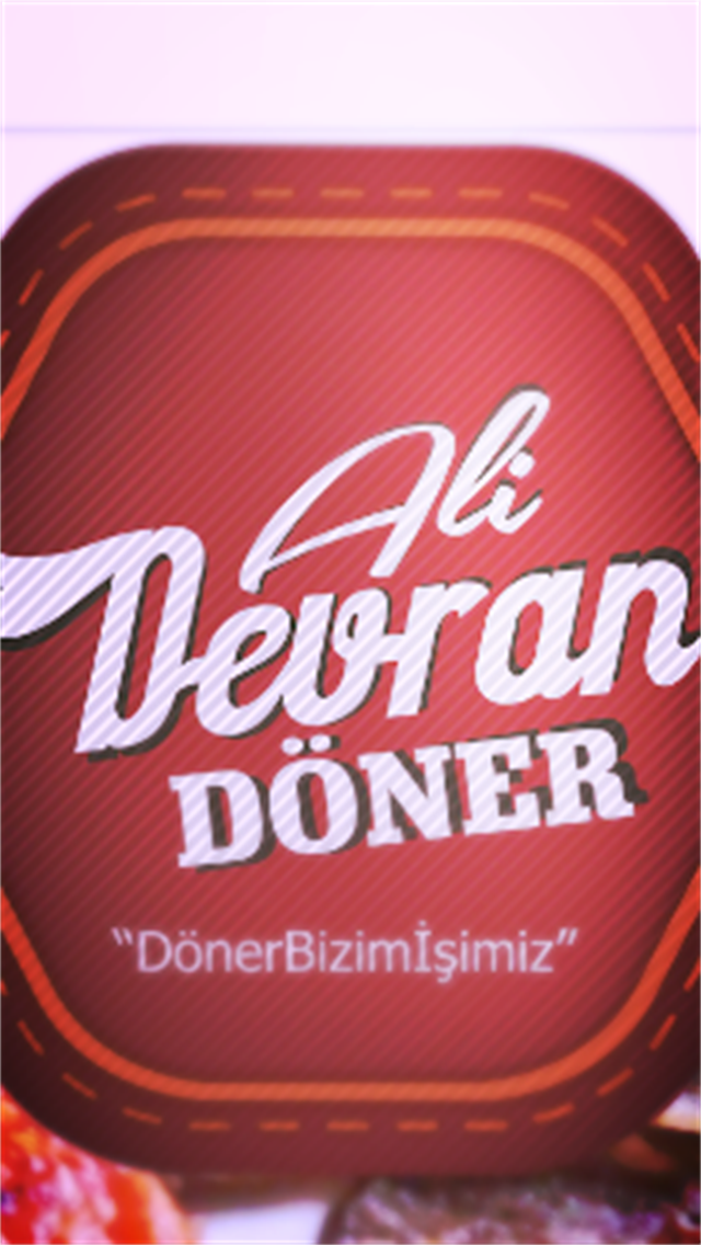 ALİ DEVRAN DÖNER